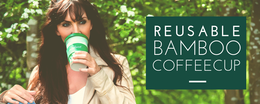Reduce Coffee Cup Waste With A Reusable Bamboo Coffee Cup | Reusaboo
