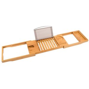 Relux Bamboo Bath Caddy