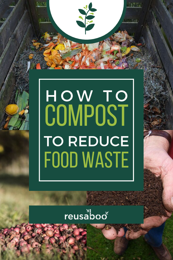 How To Compost To Reduce Food Waste