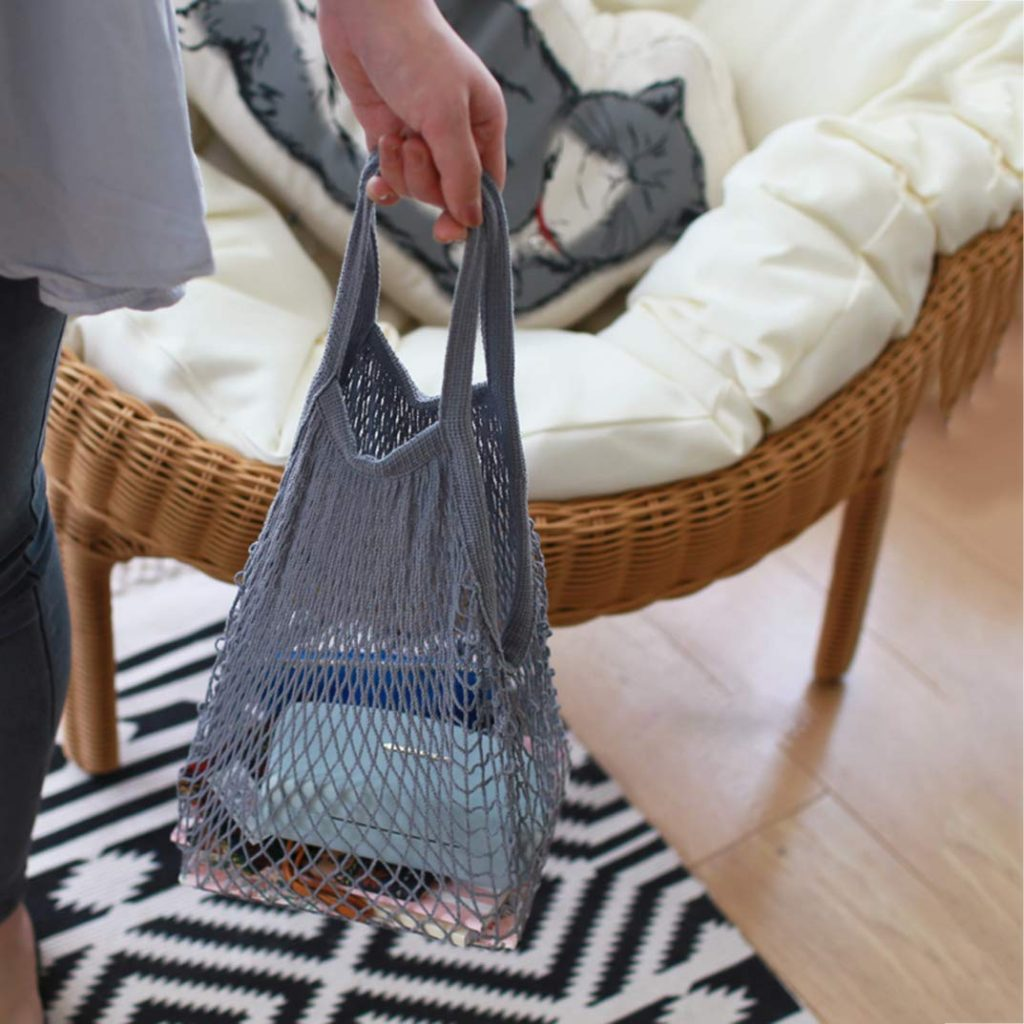 Creatiees Reusable Net Shopping Bag | Zero Waste Products