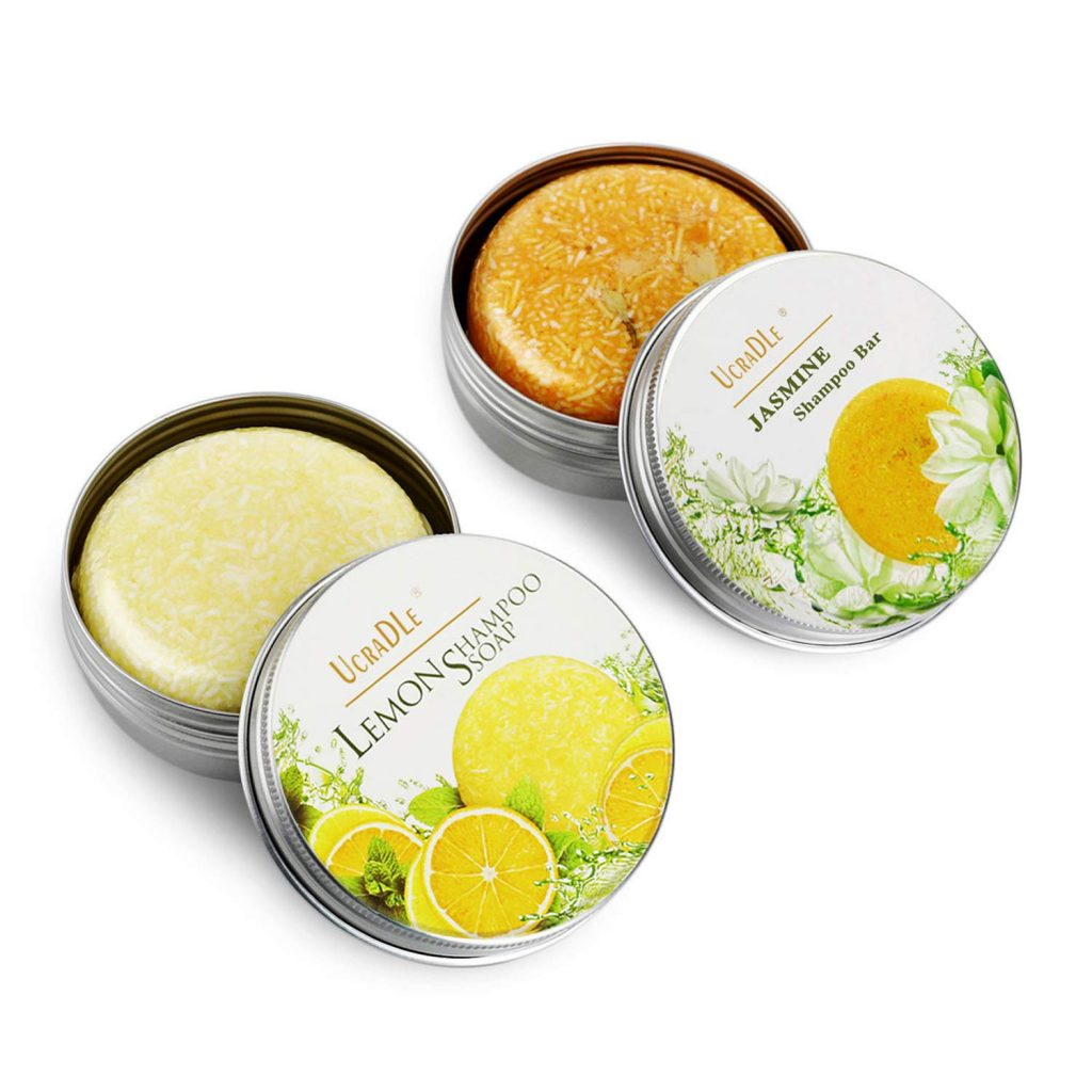Ucradle Shampoo and Conditioner Bar | Zero Waste Products
