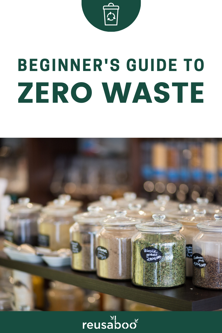 Beginner's Guide To Zero Waste
