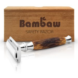 Bambaw Bamboo Safety Razor