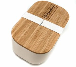 Bambox Bamboo Bento Box Lunch Box