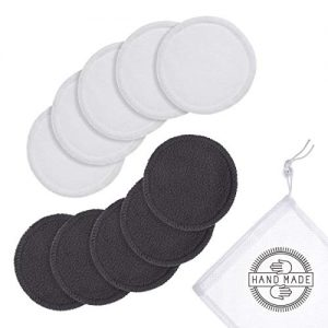 Eco Drop Essential Oils Reusable Bamboo Make Up Remover Pads