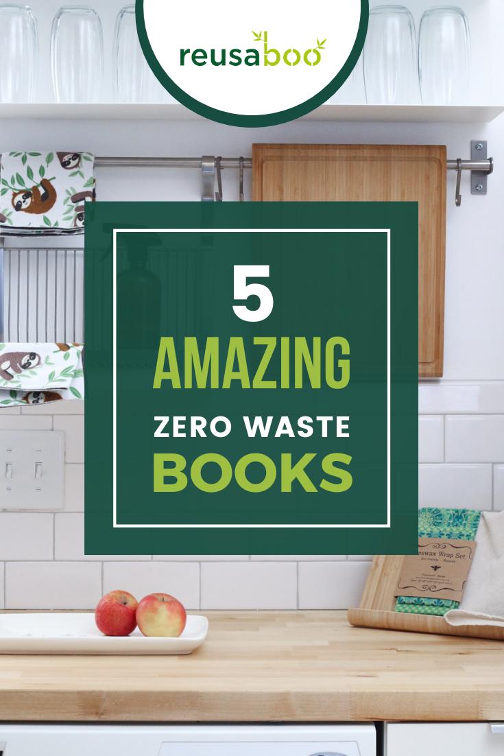 5 Amazing Zero Waste Books You Must Read | Reusaboo