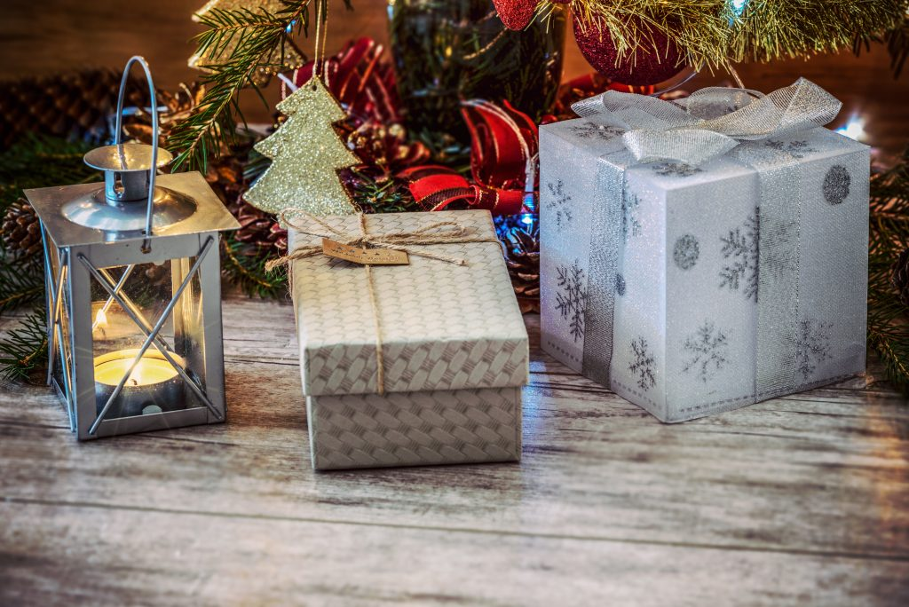 Reused Wrapping Paper and Boxes | Zero Waste Gift Ideas | Reusaboo
