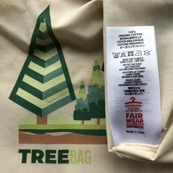 Tree Bag Fair Wear | Reusaboo