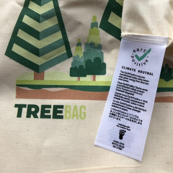 Tree Bag Climate Neutral | Reusaboo