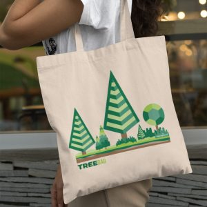 Tree Bag Lifestyle Square 1 | Reusaboo
