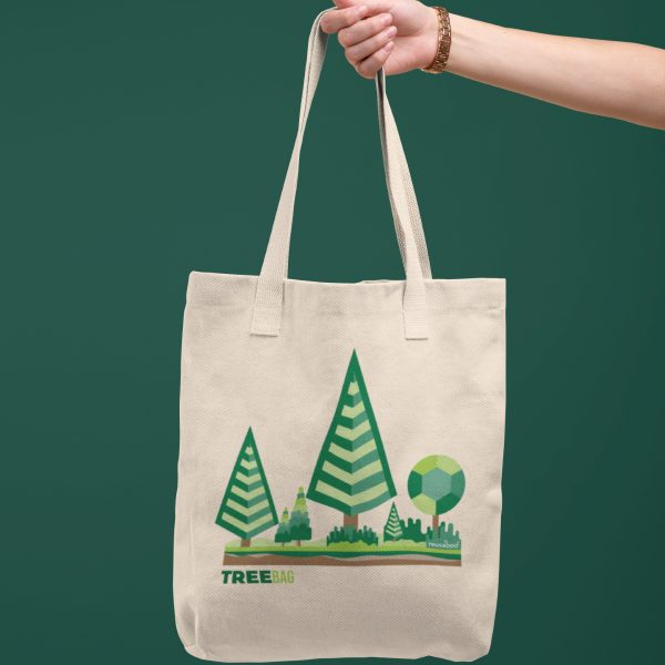 Tree Bag Lifestyle Square 3 | Reusaboo