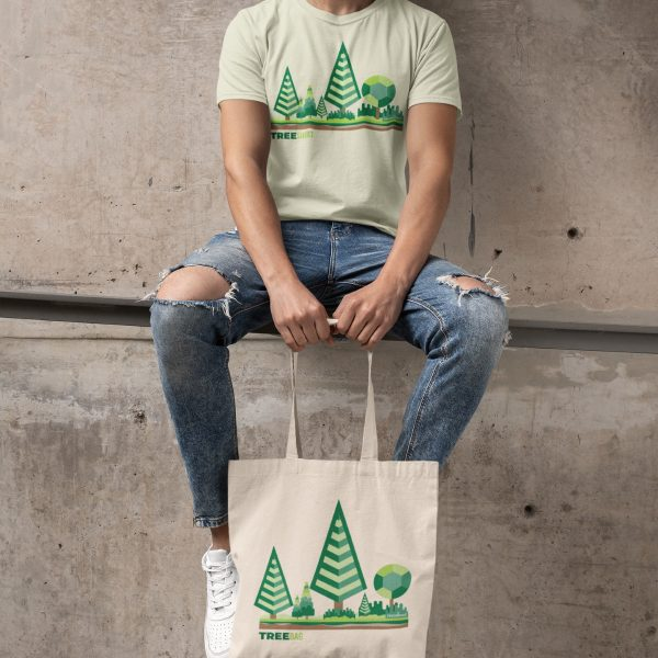Tree Bag Lifestyle Square 6 | Reusaboo