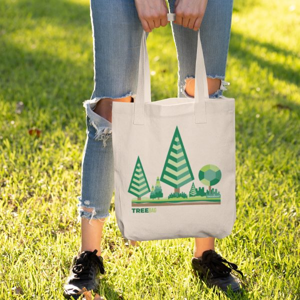 Tree Bag Lifestyle Square 7 | Reusaboo