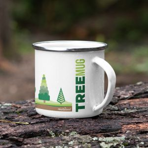 Tree Mug Lifestyle Square | Reusaboo