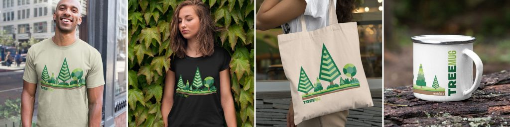 Plant A Tree Product Banner | Reusaboo